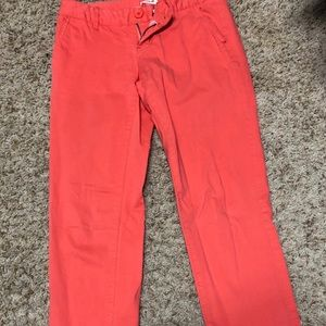 Mossimo orange pants